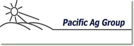 Pacific Ag Research Logo, Researchers Using TotalGrow Lights