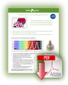 TotalGrow Pure Flowering 200 Lamp Brochure
