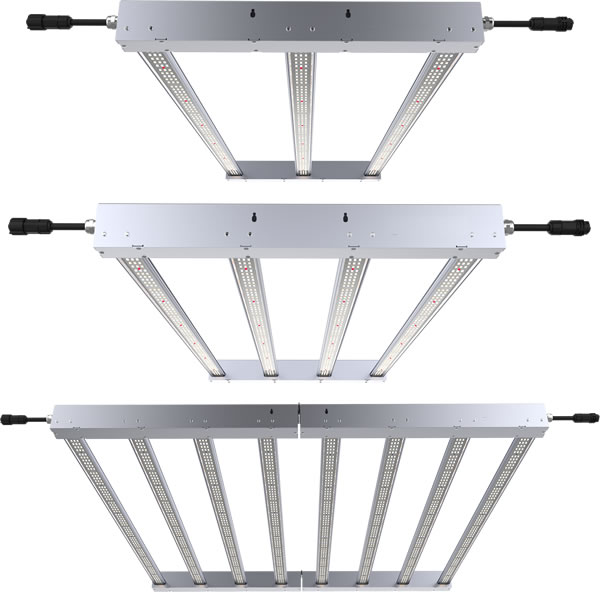TotalGrow Mult-HI LED Grow Light Fixtures